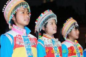 """""""把傈僳族的歌声唱到全世界"""""""