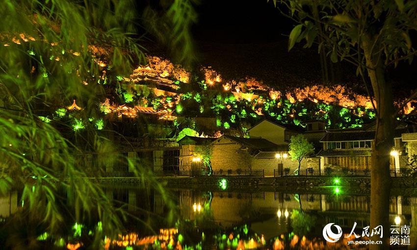 鹤庆新华生态园:既有白族民居特色 又有现代酒店的舒适