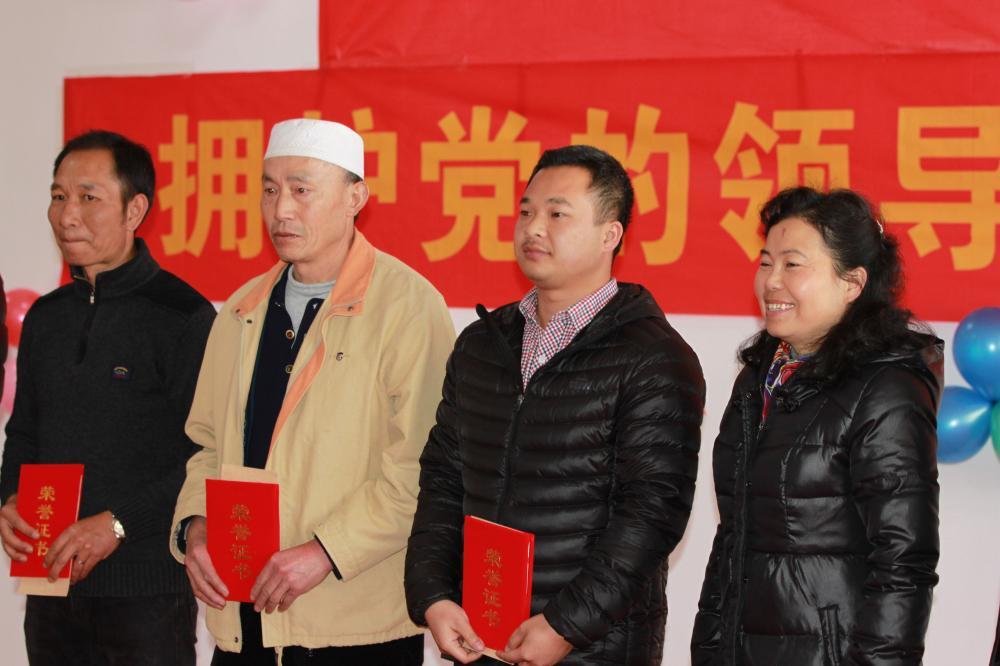 省市民宗委领导到昆明市高新区思普企业集团参加民族团结进企业创建系列活动