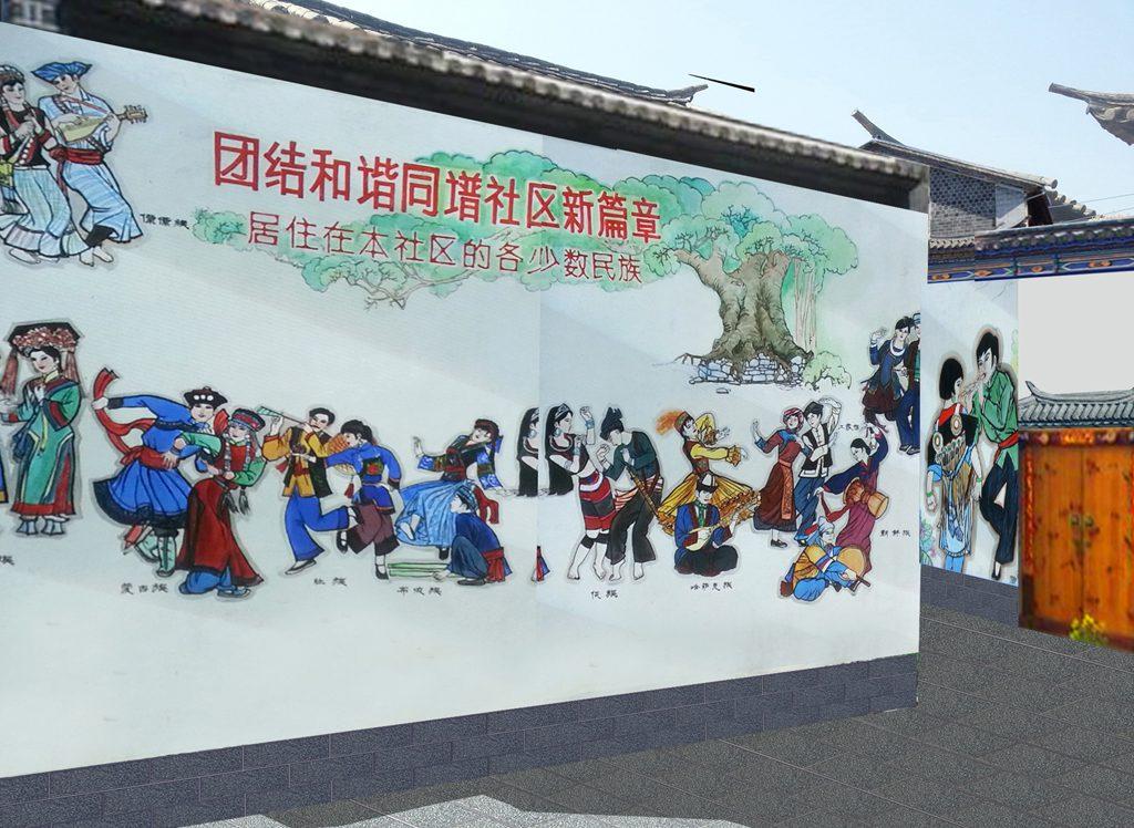 祥云县城东社区