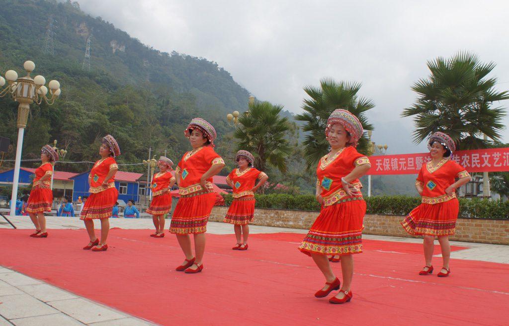 麻栗坡县船头社区