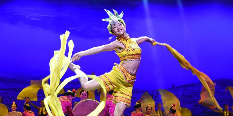 云南省第十届民族民间歌舞乐展演将于11日在玉溪举办