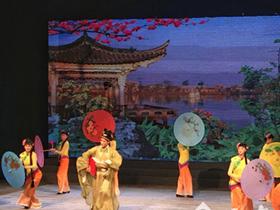 """云南文化艺术职业学院让""""非遗""""活在当下"""