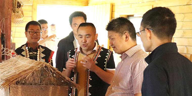 省民族宗教委到临沧市调研民族团结进步示范区建设