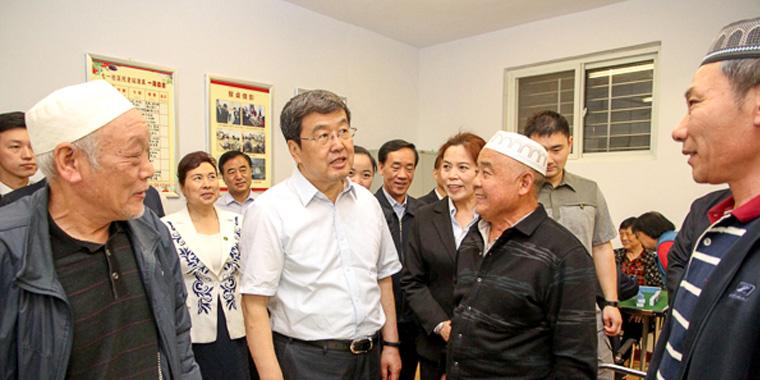 巴特尔赴河南调研:进一步做好新时代城市民族工作