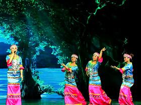 """120名越南泰国华裔青少年在云南学习""""中国民族舞蹈"""""""