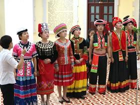 云南铁路博物馆三举措加强民族团结进步宣传教育