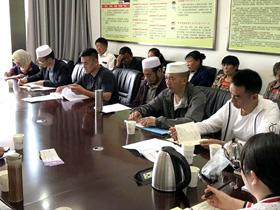 昆明市盘龙区召开宗教活动场所工作会议