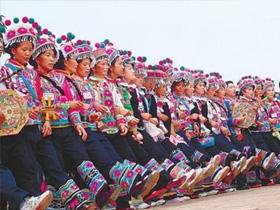 经济发展快速 人民生活幸福——昆明市高坡社区彝族调研点报告