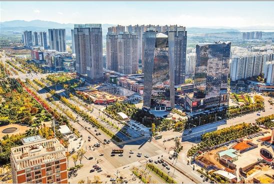 城市民族工作的成功实践——昆明市呈贡区回回营社区城市民族工作调研报告