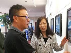 省民族宗教委调研昆明市盘龙区民族团结进步示范创建工作