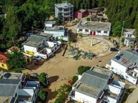 小空山:焕然一新的苗族移民村