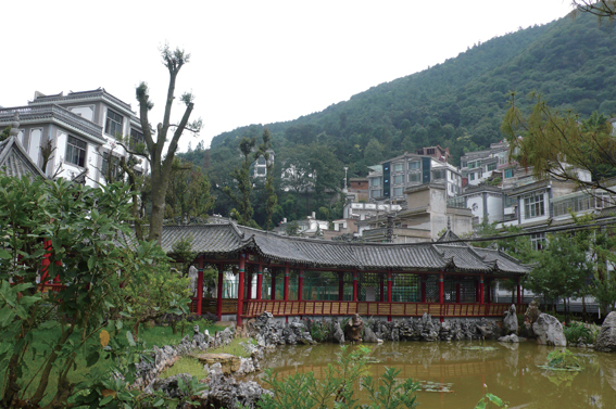 昆明陡坡社区:繁华都市边的世外桃源
