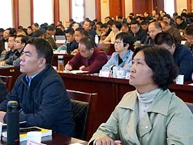 全省党的民族宗教理论政策专题培训班开班 李秀领出席开班式并讲话
