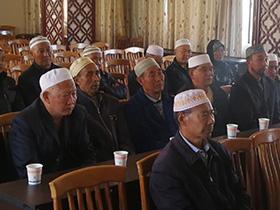 昆明市团结清真寺完成换届交接