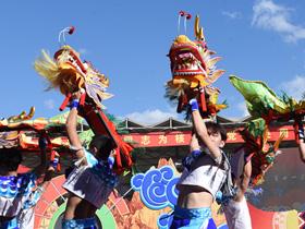 云南省民族运动会比赛全面展开