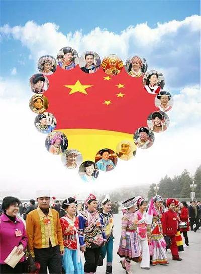 走中国特色解决民族问题的正确道路