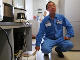 马坤古和他的小冰箱