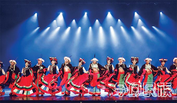马文静:舞魅人生
