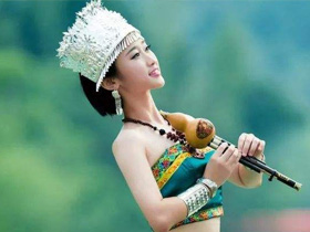 8月到德宏梁河过葫芦丝文旅节