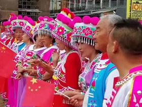 坚持铸牢中华民族共同体意识