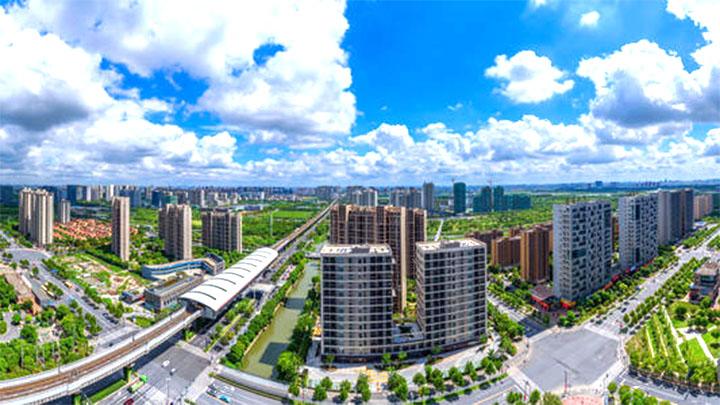上海嘉定新城推进城市民族服务管理体系建设