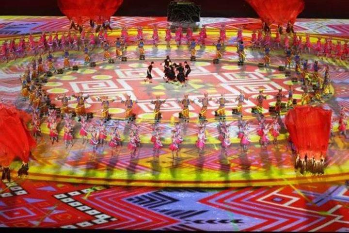 三大亮点,精彩美图!第十一届全国少数民族运动会8日开幕