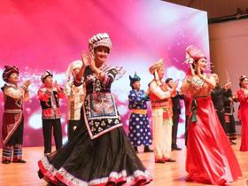 2019年国家艺术基金少数民族声乐表演人才唱响昆明