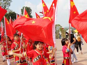与党同心与祖国同行!国庆期间,我省各地创新活动形式欢庆新中国70华诞