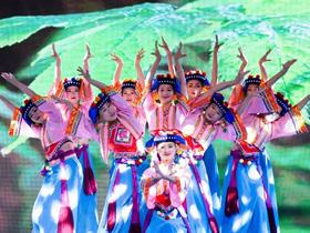 2019中国·楚雄民族团结进步主题宣传月于彝人古镇启动