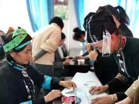 文山州妇联举办民族刺绣技艺培训提升班