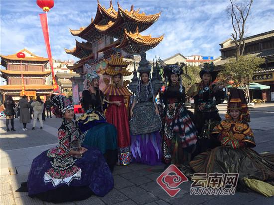 昆明官渡街道第三届文化艺术节启幕