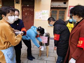 昆明市水晶宫社区:做好点滴微小事 筑牢疫情防护墙