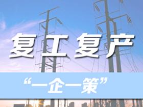 """宣威市凤凰街道""""一企一策""""推进复工复产"""