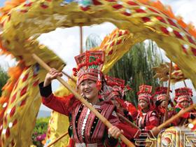 红河州:齐心唱响民族团结进步歌
