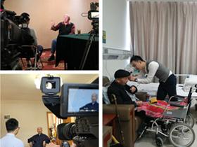 口述文化纪实片《民族团结进步见证者》在昆明开拍
