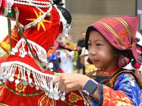 文山市的民族团结进步故事