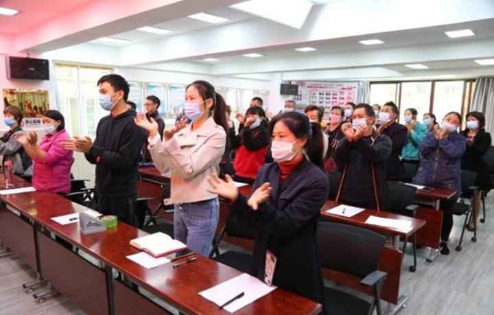 """昆明市桃源社区举办""""小学生营养与健康""""知识讲座"""