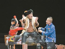 楚雄州民族艺术剧院好戏连连