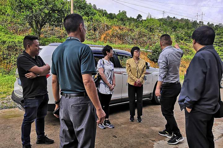 上海市民族宗教局到临沧市调研对口帮扶工作