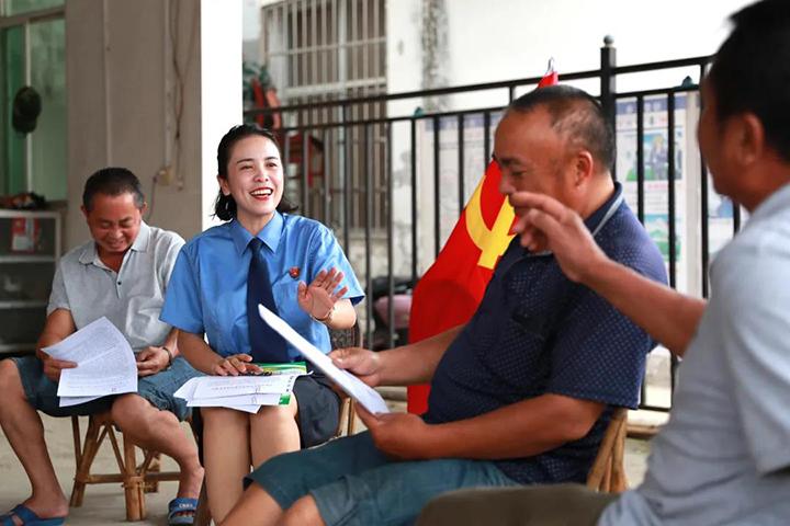 全国评选出十位优秀女检察官,云南有她!