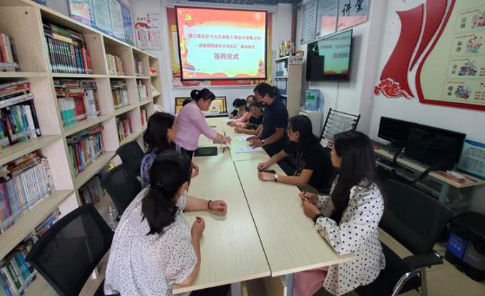 望江路社区创新推动民族团结进步示范创建