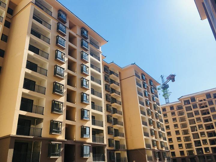 易地搬迁群众的新家园——记永胜县梨园社区民族团结进步示范创建工作