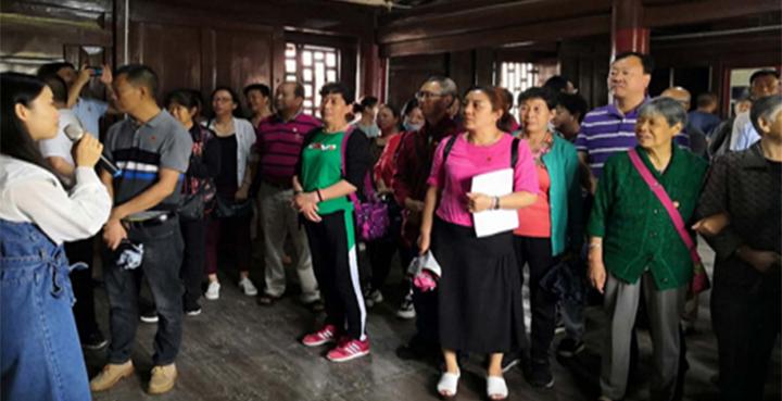 玉溪任井社区打造民族团结进步教育示范基地