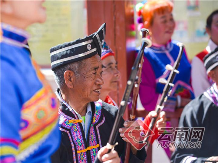 南涧县涧河社区:共建民族团结幸福家园