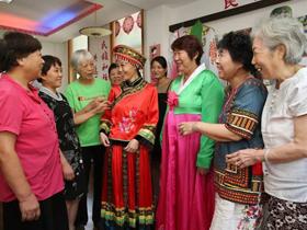 """杭州市潇湘社区:奏响""""一心两廊三室多楼宇""""的团结和弦"""