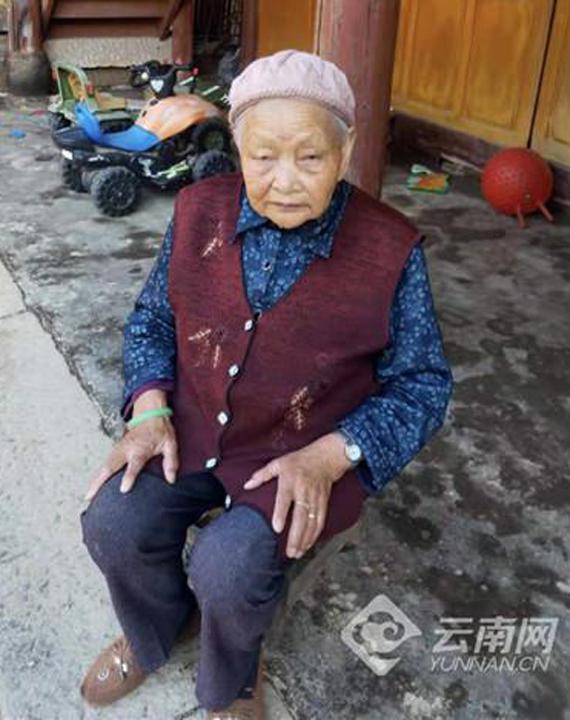 老党员赵翠鸾的党性和初心