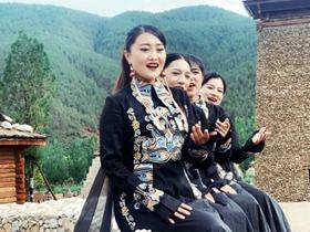 四个女孩的《在丽江》来了