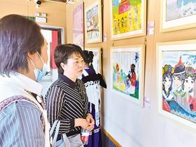丽江市铸牢中华民族共同体意识主题书画摄影展开展