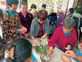 景谷县威远社区:中华民族一家亲,水乳交融团结情